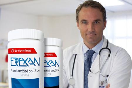 Tabletky na erekci