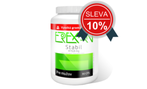 Erexan Stabil sleva 10%