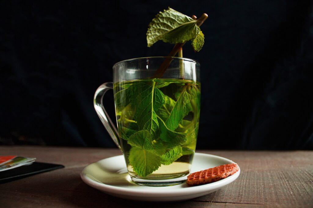 Kopřivový čaj - Erexan.eu